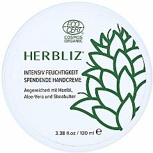 Voňavky, Parfémy, kozmetika Intenzívne hydratačný krém na ruky - Herbliz