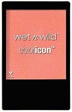 Voňavky, Parfémy, kozmetika Kompaktná lícenka - Wet N Wild Color Icon Blush