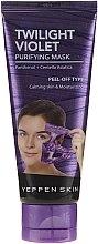 Voňavky, Parfémy, kozmetika Hydratačná zlupovacia maska - Yeppen Skin Purifying Mask Twilight Violet Peel-off