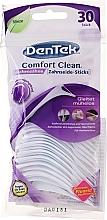 Voňavky, Parfémy, kozmetika Špáradlá s rezbou na soličky - DenTek Comfort Clean
