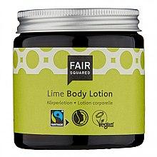 """Voňavky, Parfémy, kozmetika Lotion na telo """"Limetka"""" - Fair Squared Body Lotion Lime"""