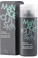 Voňavky, Parfémy, kozmetika Osviežujúci gél Aloe Vera - Dr. Spiller Manage Your Skin Cooling Aloe Vera Gel