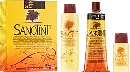 Voňavky, Parfémy, kozmetika Rastlinná farba na vlasy - Sanotint Classic