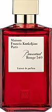 Voňavky, Parfémy, kozmetika Maison Francis Kurkdjian Baccarat Rouge 540 Extrait de Parfum - Parfum