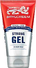 Voňavky, Parfémy, kozmetika Gél na vlasy so sinou fixáciou - Brylcreem Strong 24 Hour Hold Gel
