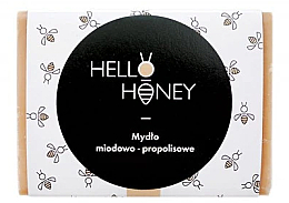 Voňavky, Parfémy, kozmetika Mydlo s medom a propolisom - Lullalove Honey & Propolis Soap Bar