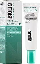 Voňavky, Parfémy, kozmetika Nočný krém zníženie zmien po akné - Bioliq Specialist Acne Marks Removal Night Cream