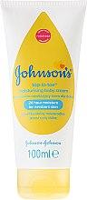 Voňavky, Parfémy, kozmetika Hydratačný krém pre deti - Johnson's Baby Top-To-Toe Cream