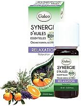 """Voňavky, Parfémy, kozmetika Zmes organických éterických olejov """"Relax"""" - Galeo Organic Essential Oil Synergy Relaxation"""