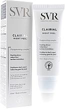 Voňavky, Parfémy, kozmetika Nočný peeling - SVR Clairial Night Peel Peeling