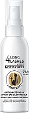 Voňavky, Parfémy, kozmetika Antibakteriálny sprej na kozmetické doplnky - Long4Lashes Antibacterial Disinfected Accessories Spray 74% Alcohol