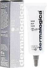 Voňavky, Parfémy, kozmetika Komplexný očný krém - Dermalogica Total Eye Care SPF 15