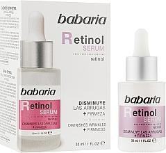 Voňavky, Parfémy, kozmetika Sérum pre tvár - Babaria Retinol Serum