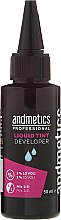 Voňavky, Parfémy, kozmetika Oxidant 3% - Andmetics Liquid Tint Developer