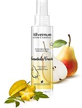 """Voňavky, Parfémy, kozmetika Parfumovaný sprej na telo """"Hruška a karambol"""" - Allverne Nature's Essences Body Mist"""