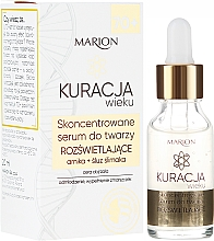Voňavky, Parfémy, kozmetika Vysoko koncentrované sérum na tvár - Marion Age Treatment Serum 70+