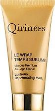 Voňavky, Parfémy, kozmetika Globálna maska proti starnutiu - Qiriness Le Wrap Temps Sublime Masque Premium Anti-Age Global