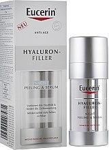 Voňavky, Parfémy, kozmetika Nočné regeneračné sérum proti vráskam - Eucerin Hyaluron-Filler Night Peeling & Serum
