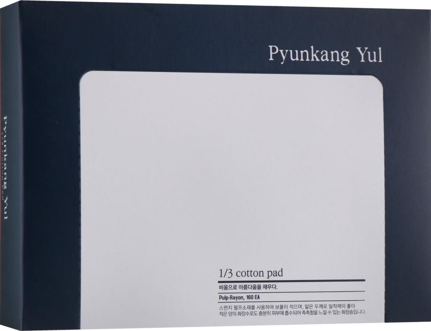 Jemné vatové vankúšiky - Pyunkang Yul 1/3 Cotton Pad