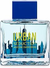 Voňavky, Parfémy, kozmetika Antonio Banderas Urban Seduction Blue for Men - Toaletná voda