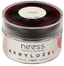 Voňavky, Parfémy, kozmetika Akrylový gél - Neess Acrylic Gel