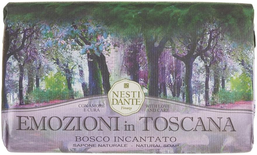"""Mydlo """"Očarovaný les"""" - Nesti Dante Emozioni a Toscana Soap"""