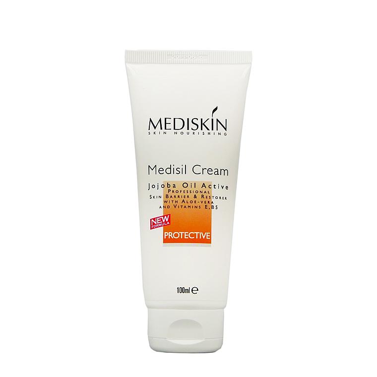 Krém s jojobovým olejom - Mediskin Medisil Jojoba Oil Active Cream