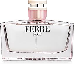 Voňavky, Parfémy, kozmetika Gianfranco Ferre Ferre Rose - Toaletná voda