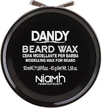 Voňavky, Parfémy, kozmetika Modelovací vosk na bradu a fúzy - Niamh Hairconcept Dandy Beard Wax Modelling