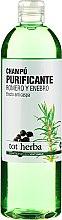Voňavky, Parfémy, kozmetika Šampón - Tot Herba Rosemary Juniper Purifying Shampoo