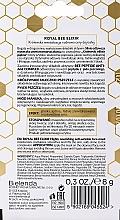 Výživná maska proti vráskam pre suchú, zrelú a citlivú pokožku - Bielenda Royal Bee Elixir — Obrázky N2