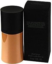 Voňavky, Parfémy, kozmetika Tekutý tónovací fluid - Giorgio Armani Fluid Sheer (Tester v krabice)