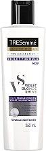 Voňavky, Parfémy, kozmetika Tónovací kondicionér pre blond vlasy - Tresemme Violet Formula Blonde Shine Toning Conditioner