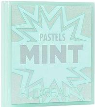 Voňavky, Parfémy, kozmetika Paleta očných tieňov - Huda Beauty Pastel Obsessions (Mint)