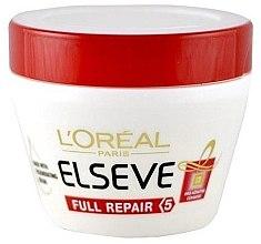 Voňavky, Parfémy, kozmetika Maska na poškodené vlasy - L'Oreal Paris Elseve Full Repair 5 Mask
