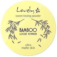 Voňavky, Parfémy, kozmetika Púder - Lovely Bamboo Loose Powder