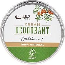 Voňavky, Parfémy, kozmetika Dezodoračný krém - Wooden Spoon Herbalise Me Cream Deodorant