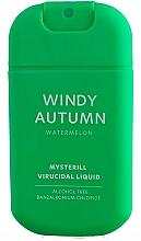 """Voňavky, Parfémy, kozmetika Dezinfekčný sprej na ruky """"Watermelon"""" - HiSkin Antibac Hand Spray Windy Autumn"""