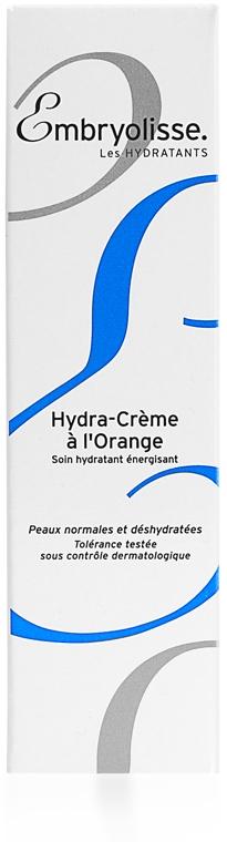 Hydratačný krém s pomarančom - Embryolisse Moisturizing Cream With Orange — Obrázky N2