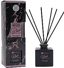 Voňavky, Parfémy, kozmetika Aromatický difúzor - La Casa de los Aromas Mikado Exclusive Black