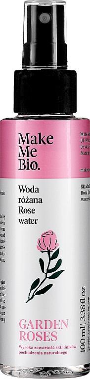 Ružová voda pre intenzívnu hydratáciu - Make Me BIO