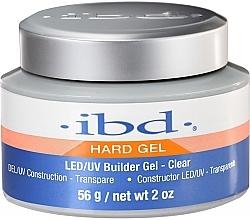Voňavky, Parfémy, kozmetika Priehľadný gél na nechtový dizajn - IBD LED/UV Builder Clear Gel
