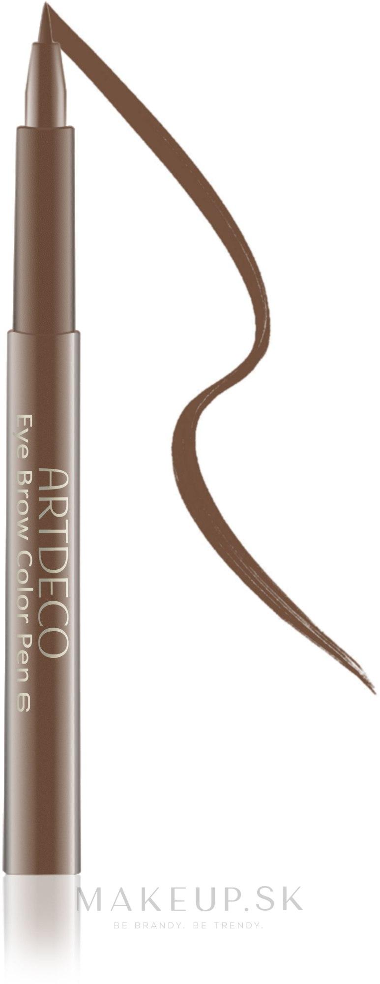 Ceruzka na obočie - Artdeco Eye Brow Color Pencil — Obrázky 3
