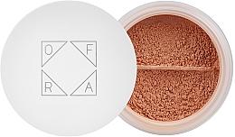 Voňavky, Parfémy, kozmetika Minerálny sypký púder na tvár - Ofra Derma Mineral Powder Foundation