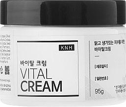 Voňavky, Parfémy, kozmetika Hydratačný krém na tvár so slimačím slizom - KNH Vital Cream