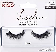 Voňavky, Parfémy, kozmetika Falošné mihalnice - Kiss Lash Couture Faux Mink Collection Boudoir