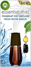 Voňavky, Parfémy, kozmetika Náhradná jednotka pre osviežovač vzduchu - Air Wick Essential Mist Nenuco