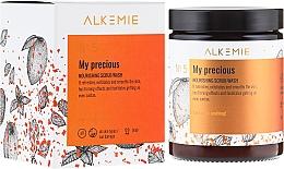 Voňavky, Parfémy, kozmetika Výživný scrub na telo - Alkemie My Precious Nourishing Sugar Body Scrub