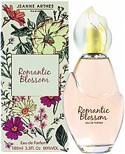 Voňavky, Parfémy, kozmetika Jeanne Arthes Romantic Blossom - Parfumovaná voda