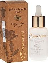 Voňavky, Parfémy, kozmetika Elixír na tvár - Couleur Caramel Elixir De Beaute Oro 24K